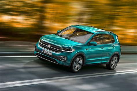 New Volkswagen T Cross Unveiled It S Vw S Arona Car Magazine