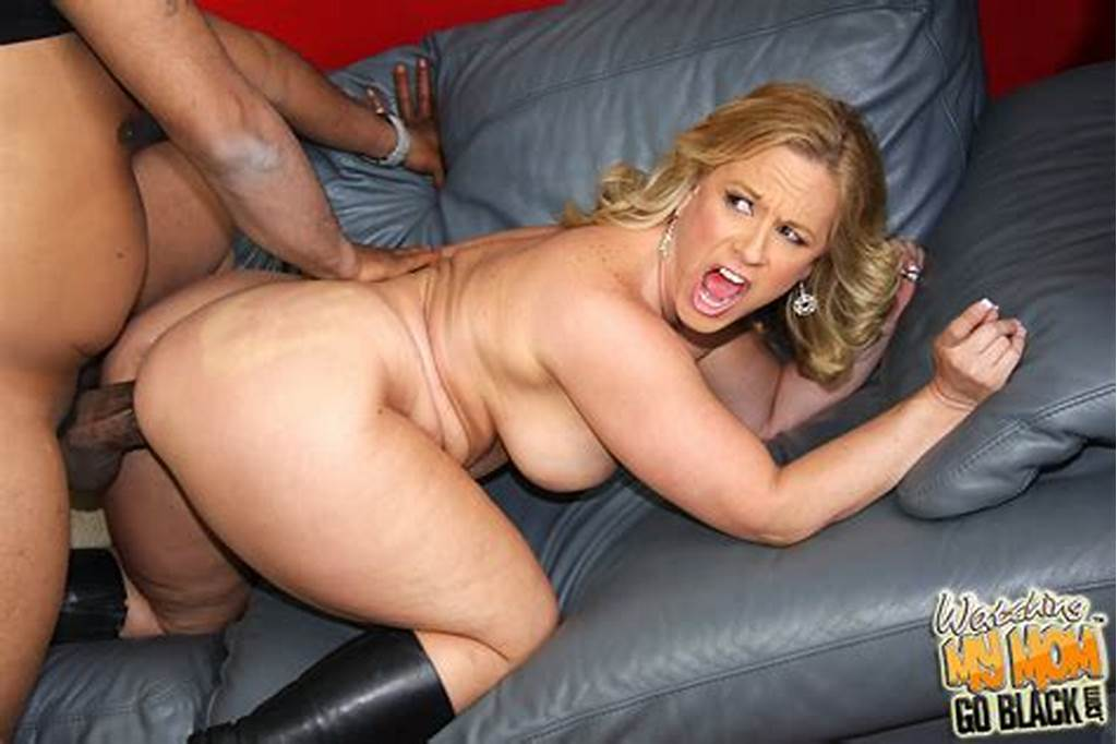 #Crazy #Mature #Does #Anal #With #A #Black #In #Front #Of #Her #Own