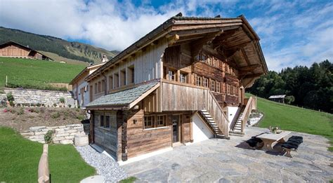 chalets to rent in switzerland exclusive catered chalet for rent in gstaad for 14 with scenic views