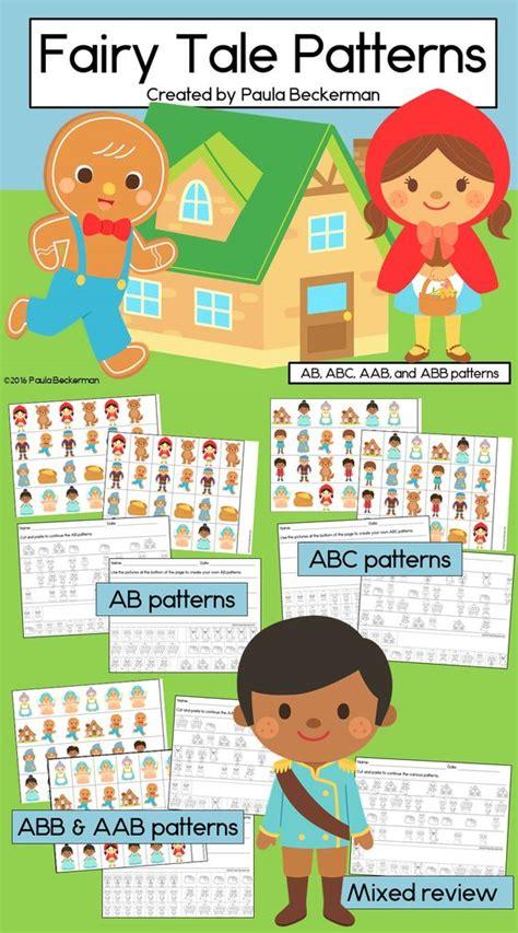 tale patterns math center with ab abc aab amp abb 534 | 1a8e0088fb6788e6acb6c9036a2418a6