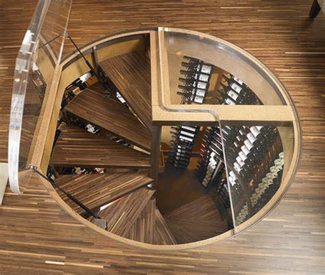 awesome wine cellars  small spaces urbasm