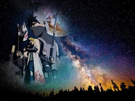 Kakashi Shadow Of The Anbu Black Ops Wallpaper By