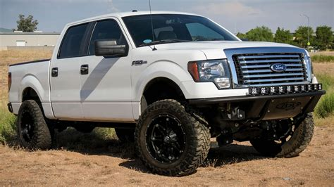 ford f150 2009 2014 f 150 add lite front bumper add offroad the