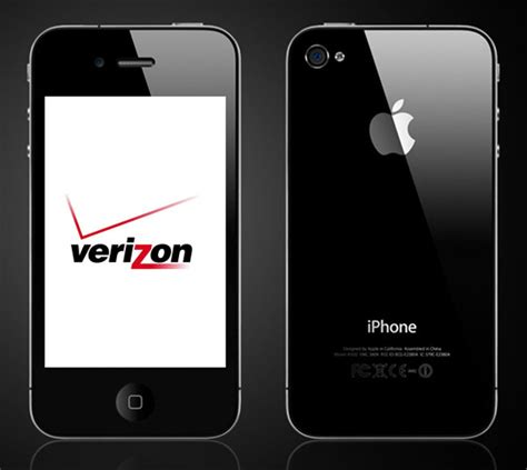 iphones verizon verizon cdma iphone coming in january rumor