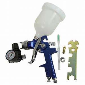 Pistolet Peinture Plafond : utiliser un pistolet a peinture basse pression ~ Premium-room.com Idées de Décoration