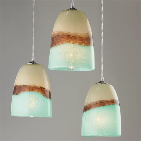 designer bathroom light fixtures strata glass pendant light shades of light
