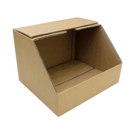 Storage Bins Wide Heavy Duty Picking Cardboard Pick Shelf