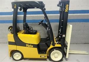 Yale B967 Glc050lx Lift Truck Service Repair Manual  U2013 Service Repair Manual
