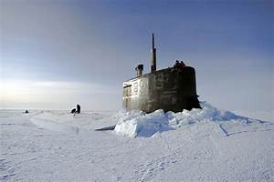 Nato Subs Kick Off North Pole Exercise