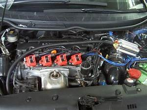 Carspeed Pro Power Coil For Honda Civic Fd1 R18  Accord