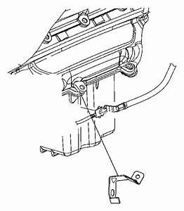 2005 Dodge Magnum Wiring  Starter  Engine  Hemi  Mds