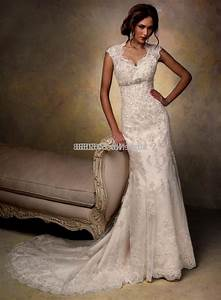 mermaid wedding dresses with cap sleeves naf dresses With cap sleeve wedding dress
