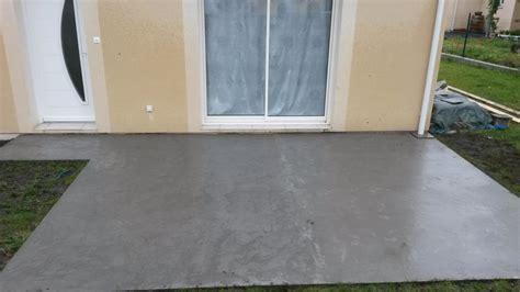 terrasse beton joint nos conseils