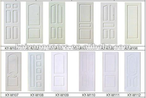 Home Depot Interior Door 4 Panel : Kaiyang Europe Interior Quality Flush Panel White Color