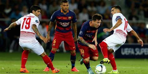 DirecTV transmite en vivo Barcelona vs Sevilla por la Copa ...