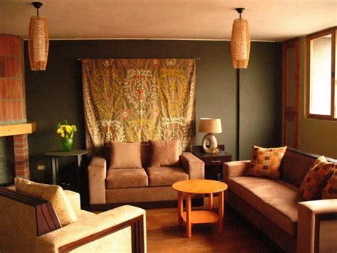 Ethnic Decor Small Living Room Ideas