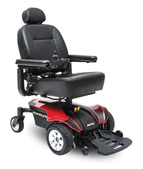 Jazzy Select Power Chairs by Pride Mobility Jazzy Select Elite Power Wheelchair
