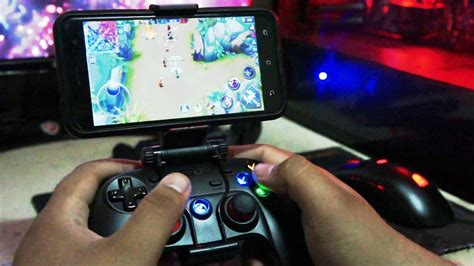 How To Play Mobile Legends Or Other Moba Games With