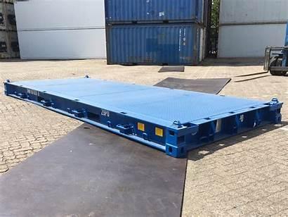 Platform Platforms Flatracks 20ft