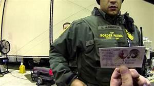 Are you a U.S. Citizen? Border Patrol Checkpoint Accent ...