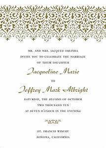adults only wedding invitation wording With etiquette wedding invitations adults only