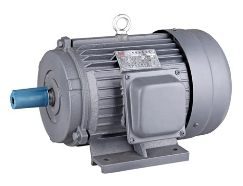 Induction Electric Motor by Y Series 6 Pole Squirrel Cage 3 Phase Ac Induction