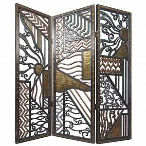 Decorative room divider at 1stdibs for Decorative room dividers