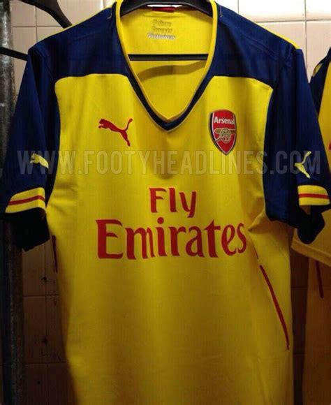 Arsenal 2016-17 Kit | Home, Away Jersey