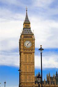 Famous Landmarks Big Ben