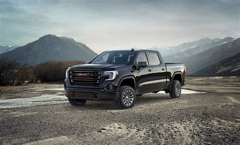 GMC 2019 : 2019 Gmc Sierra At4 Tries To Elevate Off-roading