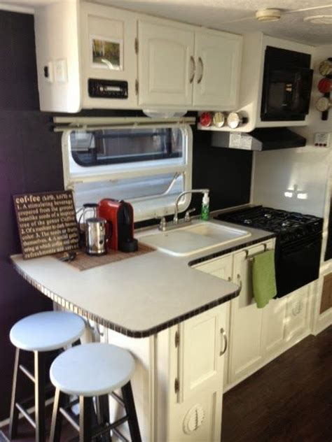 travel trailer kitchen accessories 53 best images about rv decor ideas on shower 6351