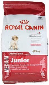 Royal Canin Junior Medium : royal canin medium junior dog food 4 kg nappets ~ Watch28wear.com Haus und Dekorationen
