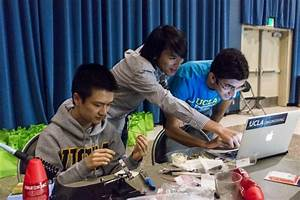 Ucla Hardware Hackathon Teems With Energetic Innovation