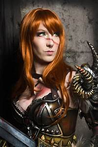 Barbarian Female - Diablo 3 Cosplay by emilyrosa on DeviantArt