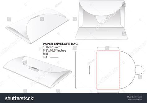 envelope bag stock vector  shutterstock