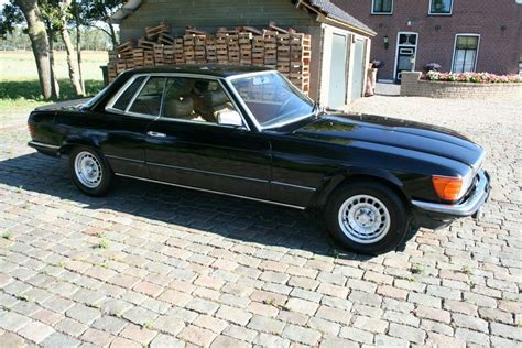 The car presents very well and in the original condition, a can that can be enjoyed for. 1980 Mercedes 450SLC 5.0 For Sale | Car And Classic