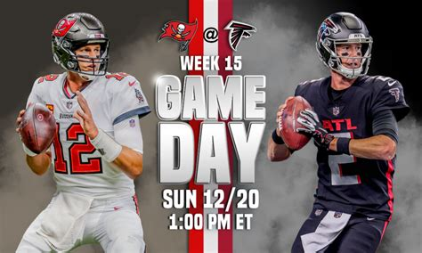 Buccaneers vs. Falcons live stream: TV channel, how to watch