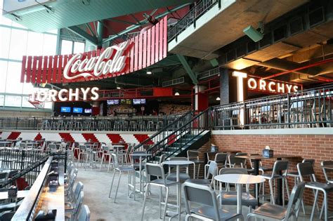 budweiser brew house deck menu astros unveil renovated center field area the crawfish boxes