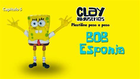 Tutorial Bob Esponja en plastilina (Sponge Bob) Capitulo 5