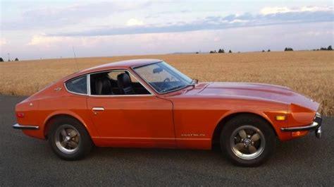 No-reserve 1971 Datsun 240z