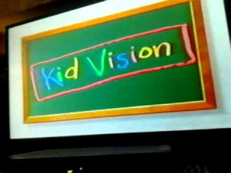 kidvision logo youtube