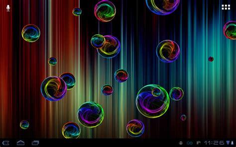 Deluxe Bubble Live Wallpaper