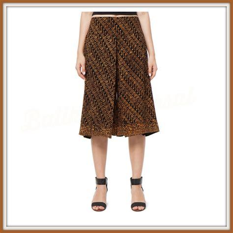 batik atasan bolero jual celana crop 7 8 batik sogan zaskia baju batik wanita