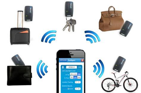bluetooth low energy keyfob wireless integrated