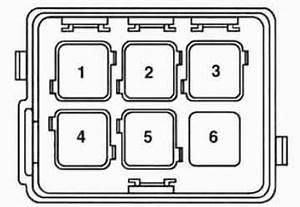 Bmw 535i - E34  1989 - 1990  - Fuse Box Diagram