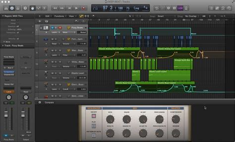 logic pro x logic pro x review top 5 new features ask audio