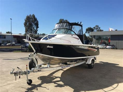 Savage Ranger Boats For Sale by Savage Aluminium Boats The Marine Shop