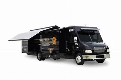 Emergency Response Vehicles Vehicle Mobile Command Ldv