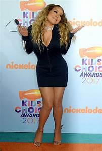 Mariah Carey at the 2017 Nickelodeon Kids' Choice Awards ...