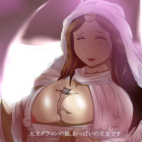 queen of sunlight gwynevere dark souls and souls from software drawn by gaoka danbooru